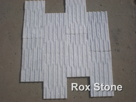 Pure Quartzite Pull ditch Ledge Wall Cladding Stone